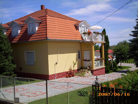 Balaton vacation house 2